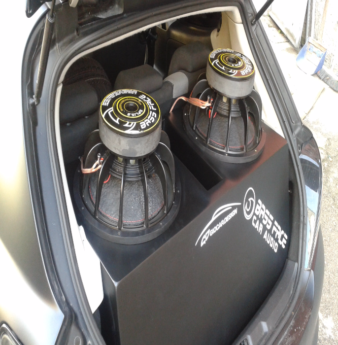 Carrozzerie napoli bass face car bass face for Box subwoofer in vetroresina
